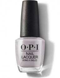 OPI Always Bare for You - Лак для ногтей Engage-meant to Be — светлый серый оттенок, 15 мл