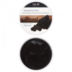 Eyenlip Charcoal Acid Hydrogel Eye Patch - Патчи для глаз гидрогелевые с древесным углем, 60шт
