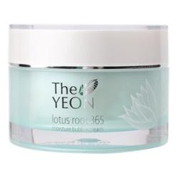 The YEON Lotus Roots 365 Moisture Bubble Cream - Увлажняющий крем с экстрактом корня лотоса, 50мл