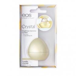 Eos Crystal Vanilla Orchid - Бальзам для губ ваниль (в картонной коробке), 7 гр