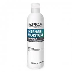 Epica Intense Moisture Shampoo - Шампунь для увлажнения и питания сухих волос 300мл