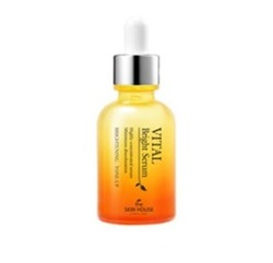 The Skin House Vital Bright  Serum (AMPOUL) - Витаминизированная осветляющия ампульная сыворотка, 30мл