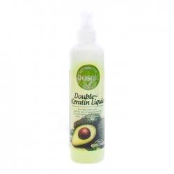 Bosnic Double Keratin Liquid - Эссенция для волос с кератином, 250 мл