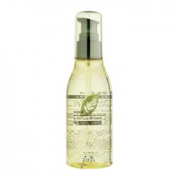 Flor de Man with Flowers Henna Hair Coating Essence - Эссенция с керамидами для восстановления поврежденных волос, 120 мл