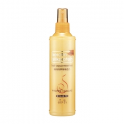 Flor de Man with Flowers Keratin Silkprotein Hair Aqua Essence - Эссенция Укрепляющая для волос с протеинами шёлка, 250 мл