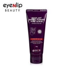 Eyenlip Eggplant Baking Powder Pore Scrub -  Скраб для лица от черных точек, 100 гр