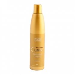 Estel Curex Brilliance - Бальзам-сияние для всех типов волос, 250 мл