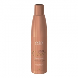 Estel Curex Color Intense - Бальзам обновление цвета для волос коричневых оттенков, 250 мл