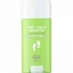 Berrisom G9SKIN Heel Crack Remover - Стик для ухода за сухой и огрубевшей кожей ступней, 14г