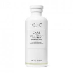 Keune Care Line Derma Activate Shampoo - Шампунь против выпадения волос 300 мл