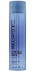 Paul Mitchell Spring Loaded Frizz Fighting Shampoo - Сглаживающий шампунь 250 мл