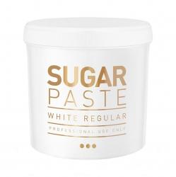 Beauty Image - Сахарная паста WHITE REGULAR+ ультра плотная, 1000 г