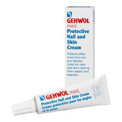 Gehwol Med Protective Nail and Skin Cream - Масло для защиты ногтей и кожи 50 мл