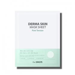 The Saem Derma Skin Mask Sheet - Pore Tension  -  Маска тканевая для сужения пор, 28 мл