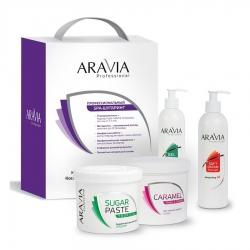 "Aravia Professional Промо-набор ""3+1"" №2 - Промо-набор для шугаринга №2"