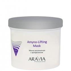 Aravia Professional - Маска альгинатная с аргирелином Amyno-Lifting, 550 мл