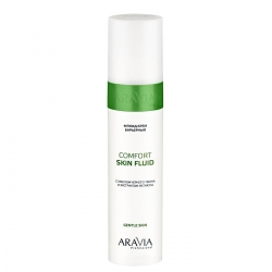 Aravia Professional Comfort Skin Fluid - Флюид-крем барьерный с маслом чёрного тмина и экстрактом мелиссы, 250 мл
