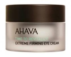 Ahava Time To Revitalize Extreme Firming Eye Cream - Крем для кожи вокруг глаз, радикально восстанавливающий, 15 мл