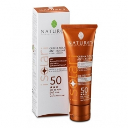 Nature's Sun - Крем против солнца SPF 50 антив. для лица и губ UVA-UVB-IR, 50 мл