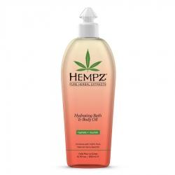 Hempz Hydrating Bath & Body Oil - Масло увлажняющее для ванны и тела, 200 мл