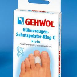 Gehwol - Защит. гель-кольцо с уплотн., мал., 3 шт