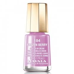 Mavala - Лак для ногтей тон 184 Ледяная ягода/Frozen berry, 5 мл