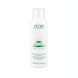 Kapous Professional ActiOx - Кремообразная окислительная эмульсия с экстрактом женьшеня и рисовыми протеинами 12%, 150 мл