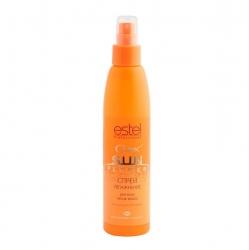 Estel Curex Sunflower - Спрей увлажнение, защита от UV-лучей, 200 мл