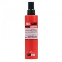 Kaypro Pro-Sleek - Маска-спрей дисциплинирующая для химически выпрямленных волос, 200 мл