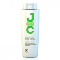 JOC Cure Soothing Shampoo Шампунь успокаивающий с Календулой, Алтеем и Бессмертником , 250мл