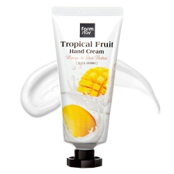 FarmStay Tropical Fruit Hand Cream Mango -  Крем для рук, 50 мл