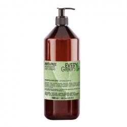 Dikson Every Green Anti-Frizz Shampoo Idratante - Шампунь для вьющихся волос, 1000 мл