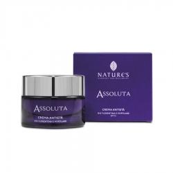Nature's Assoluta - Крем антивозрастной для лица SPF-15 50 мл