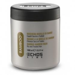 Echos Line Bamboo Marrow Mask - Маска с экстрактом бамбука для сухих и поврежденных волос, 500 мл