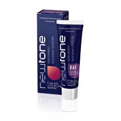 Estel NewTone mini - Тонирующая маска для волос 8/61 (Светло-русый фиолетово-пепельный), 60 мл