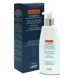 Guam Corpo Gentle Anti-Cellulite Treatment - Крем антицеллюлитный для чувствительной кожи с хрупкими капиллярами, 200мл