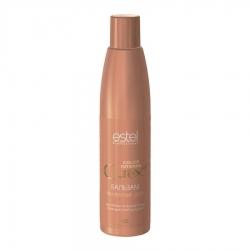Estel Curex Color Intense - Бальзам обновление цвета для волос теплых оттенков блонд (бежевый/нейтральный), 250 мл