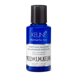 Keune 1922 Care Purifying Shampoo -  Обновляющий шампунь против перхоти, 50 мл