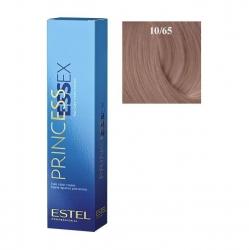 Estel Princess Essex - Краска для волос 10/65 светлый блондин розовый/ жемчуг, 60 мл