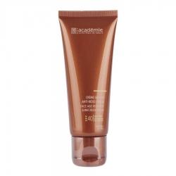 Academie Bronzecran Creme solaire SPF 40+ - Солнцезащитный регенерирующий крем для лица, 50 мл