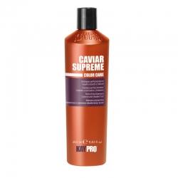 Kaypro Caviar Supreme - Шампунь с икрой для улучшения окрашенных и химически обработанных волос, 350 мл