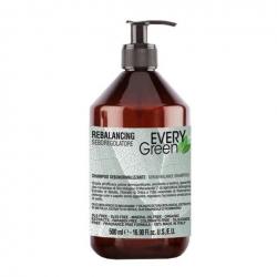 Dikson Every Green Rebalancing Shampoo Seboregolatore - Шампунь себорегулирующий, 500 мл