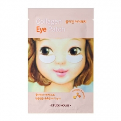 Etude House ET.Collagen Eye Patch - Маска-патчи для глаз