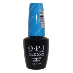 Opi GelColor Fearlessly Alice - Гель-лак для ногтей, 15мл