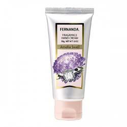 Fernanda Amelia Swell Hand Cream - Крем для рук, Парфюмированный, 50 г