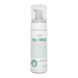 Ollin Full Force - Мусс-пилинг для волос и кожи головы с экстрактом алоэ 150 мл