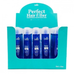 La'dor Perfect Hair Fill-Up - Филлер Интенсивный для восстановления волос с активным составом, 20 шт*13 мл
