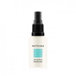 Beautific Matte Max Oil-Control Moisturizer - Лёгкий матирующий флюид-корректор пор без содержания масел, 30 мл