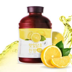A'Pieu Fruit Vinegar Sheet Mask Lemon - Маска для лица тканевая Лимон