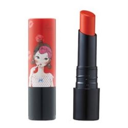 Fascy Make Up Tina Tint Lip Essence Balm Scarlet Red - Бальзам для губ 4 г